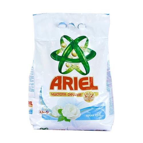 Порошок ARIEL Авт СМС 4.5 кг Белая Роза<br>