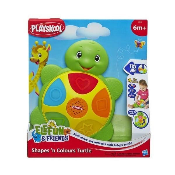 Игрушка Playskool Черепашка цвета и формы<br>