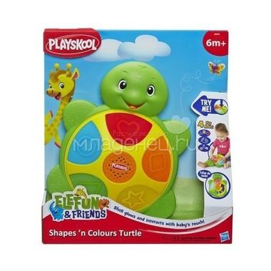 Игрушка Playskool Черепашка цвета и формы