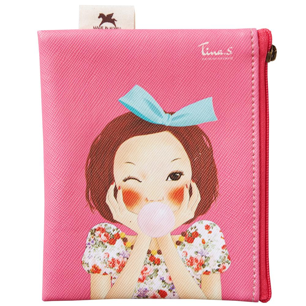 Косметичка карманная  Fascy PUNGSEON Tina Mini Pocket Pouch<br>