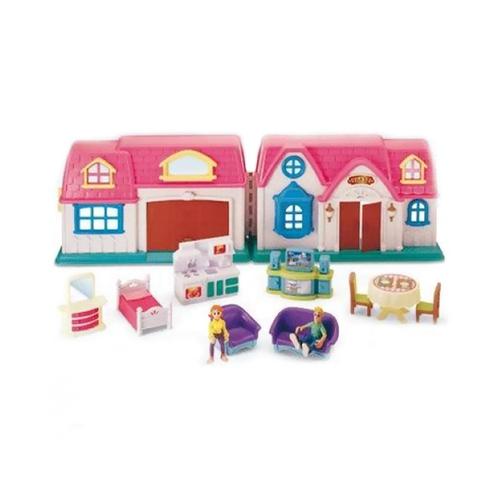 Игровой набор Keenway Home Sweet Home дом с предметами<br>