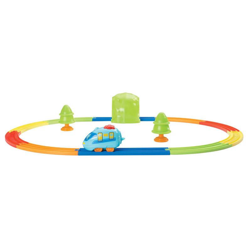 Развивающая игрушка Tomy Моя первая железная дорога с 18 мес.<br>