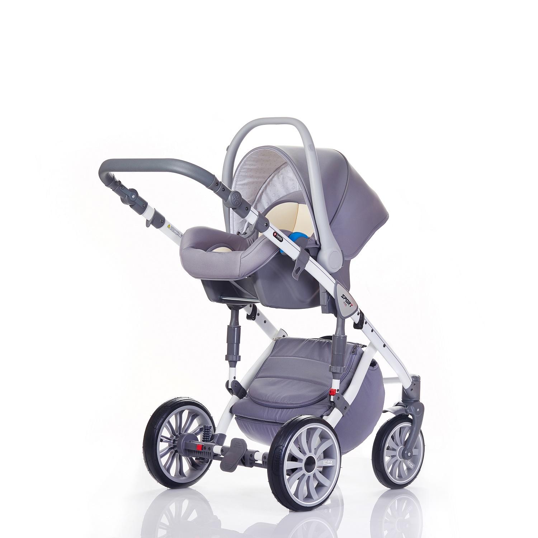 ������� Anex Sport 3 � 1 Q1 PA07 gray+light-blue