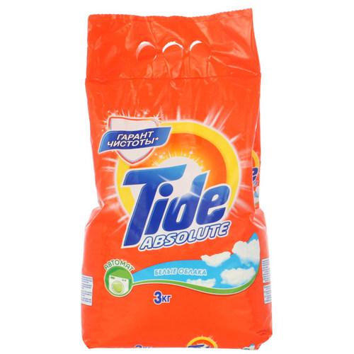 Стиральный порошок Tide 3 кг Белые облака<br>