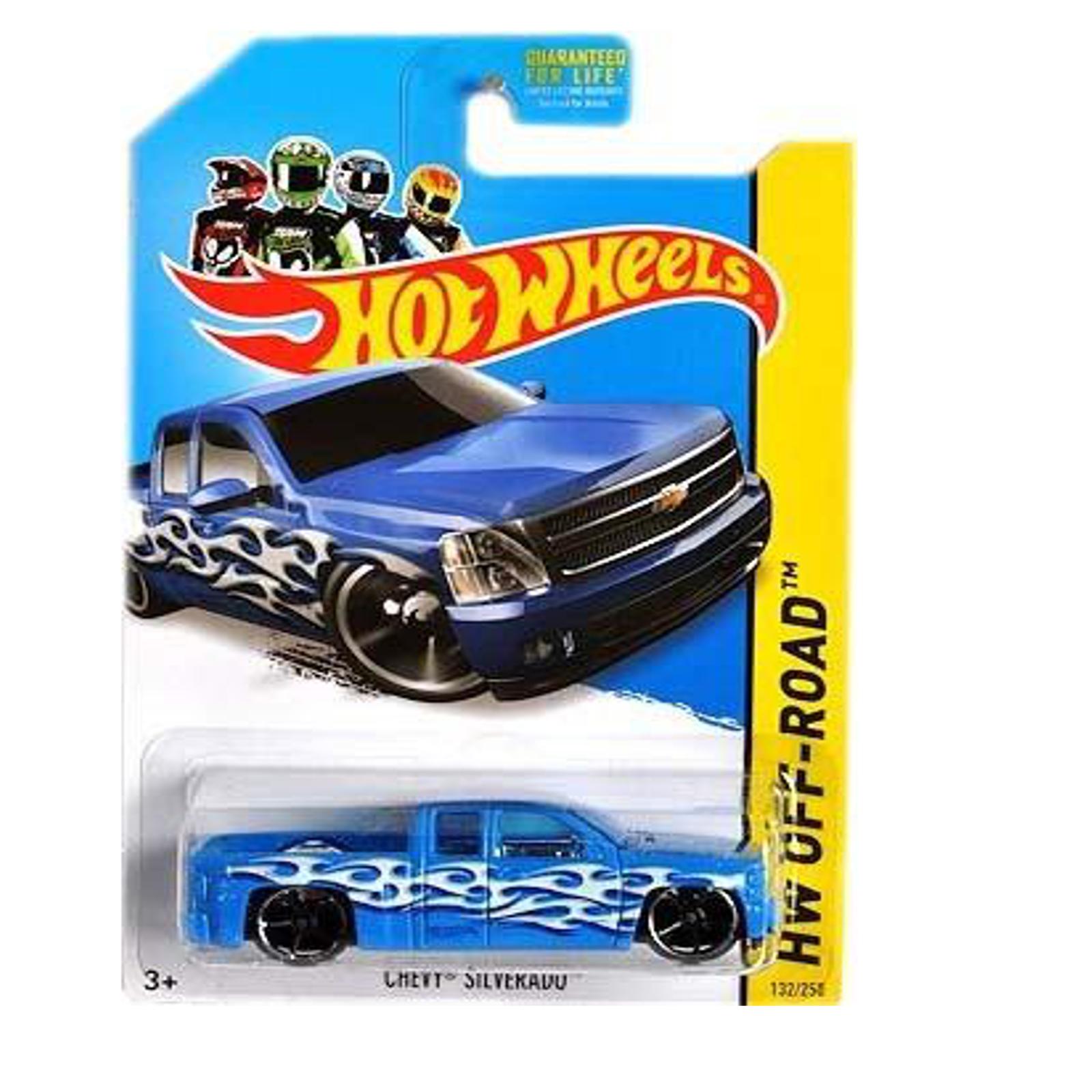 ����������� Hot Wheels ��� ������ Chevy Silverado
