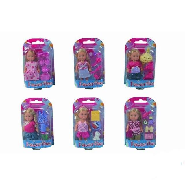 Игровой набор Simba Кукла Evi + аксессуары с 3 лет.