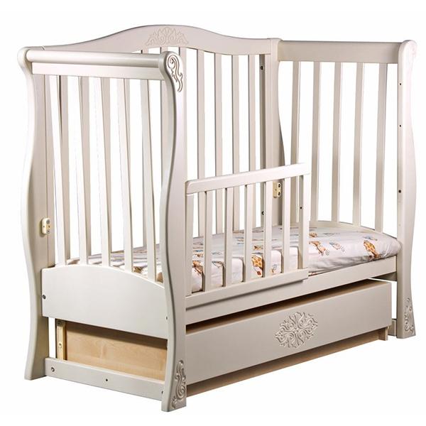 Кроватка Наполеон Viva Luxury Белый<br>
