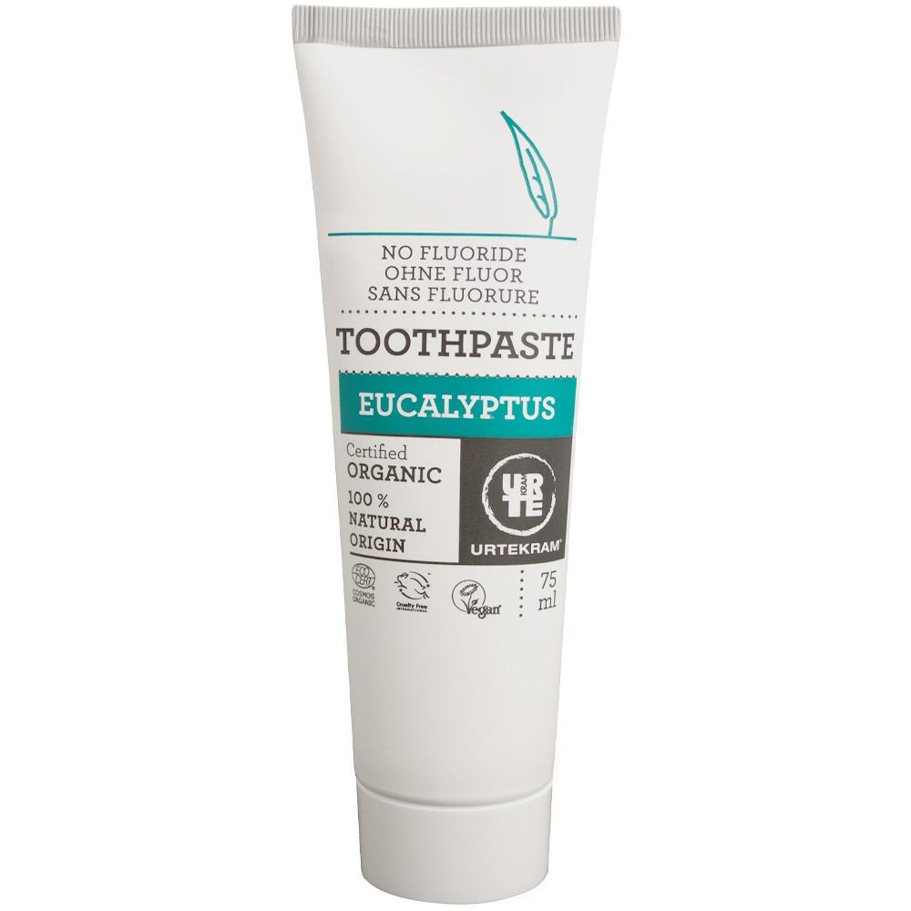 Зубная паста Urtekram эвкалипт 75 мл<br>