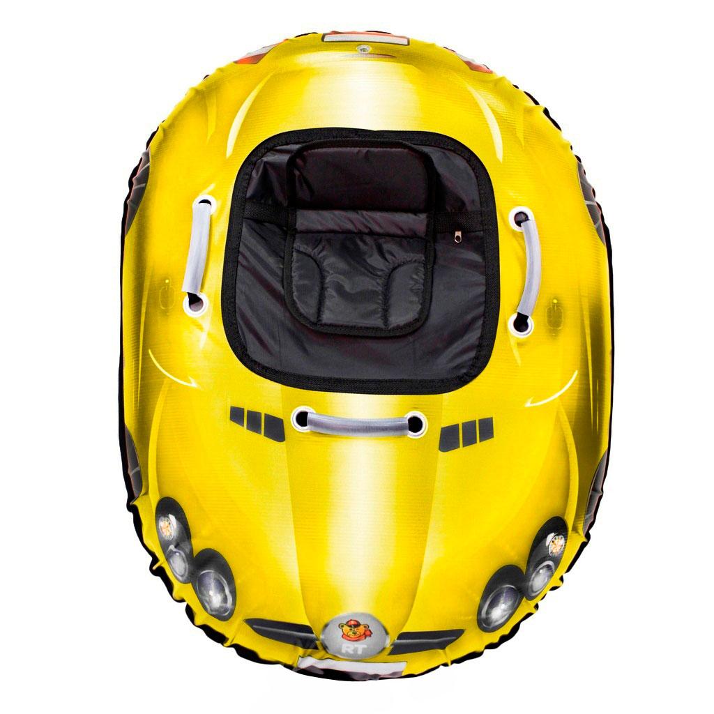 Тюбинг RT Snow Auto SLR Mclaren Желтый<br>