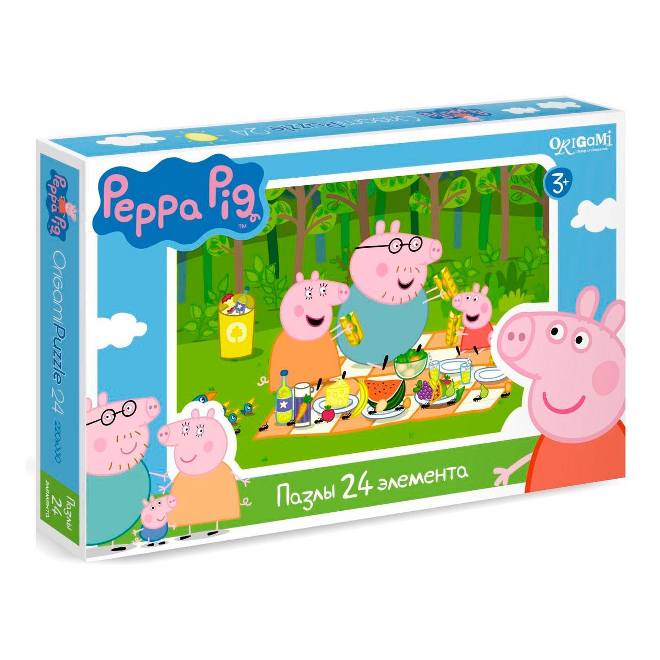 Пазл Origami Peppa Pig 1571<br>
