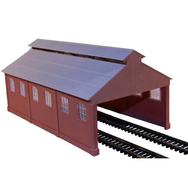 Депо для локомотивов Mehano 1517<br>