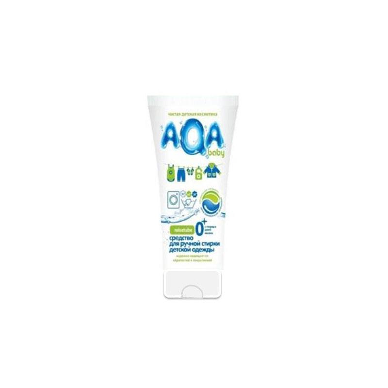 Жидкое средство AQA baby Аква Беби для стирки детского белья 200 мл Ручная стирка