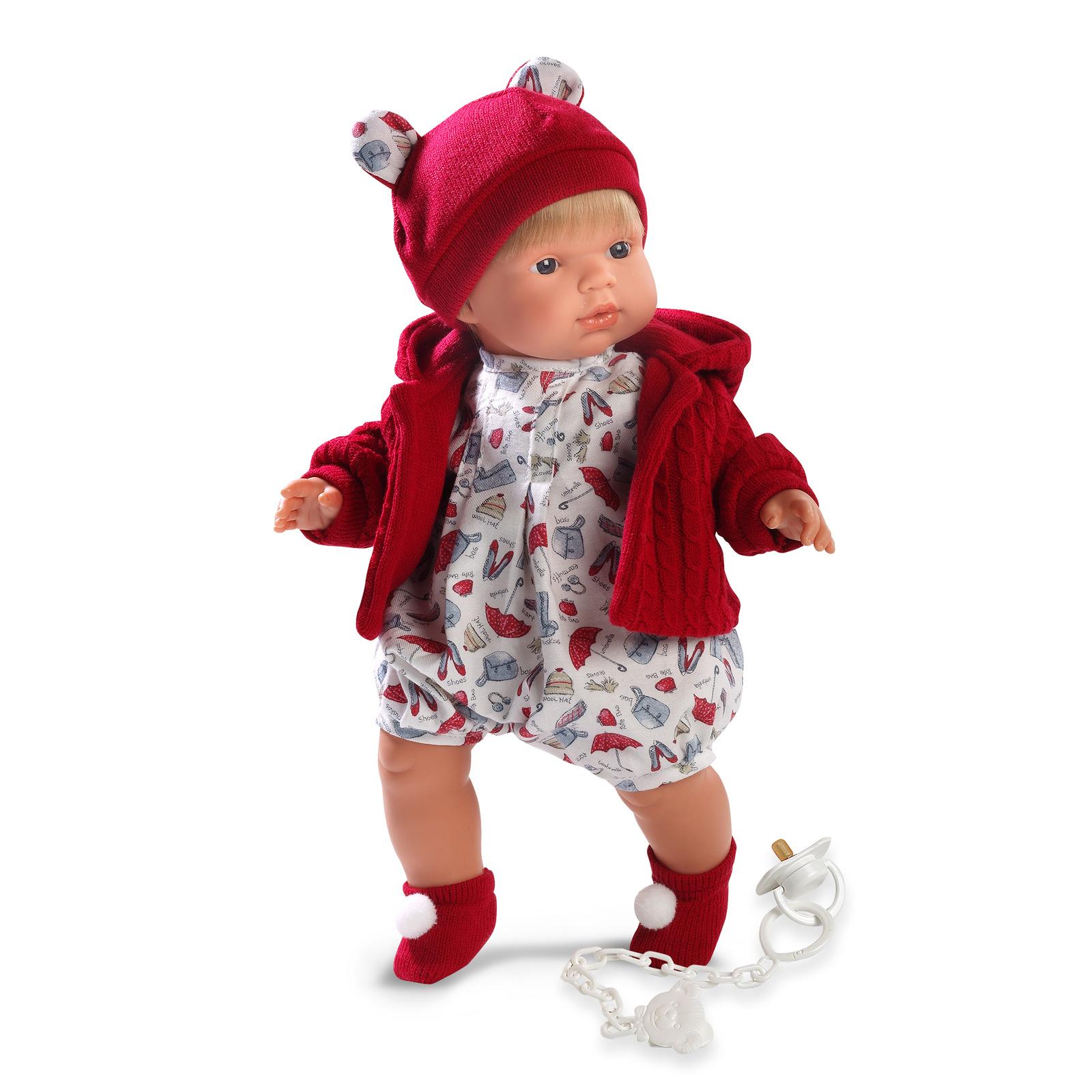 Кукла Llorens Juan Саша 38см<br>