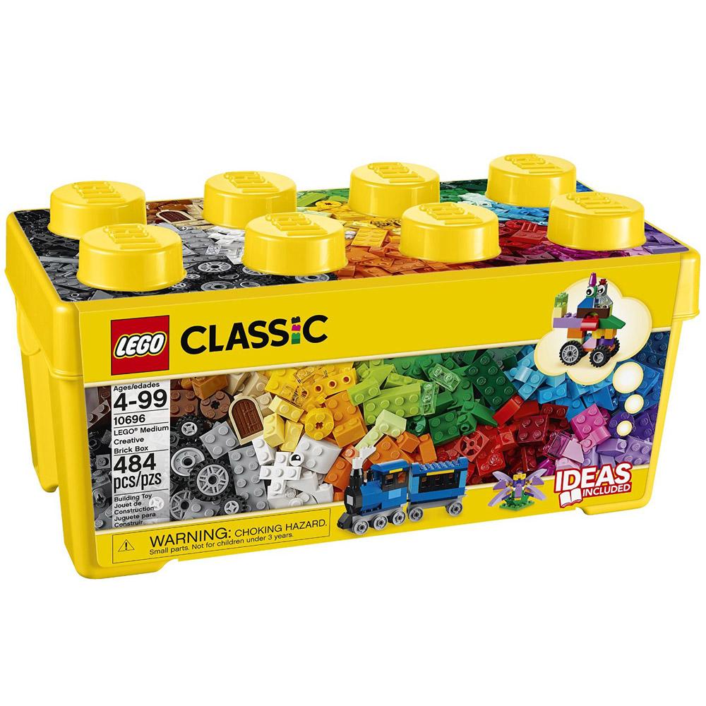 Конструктор LEGO Classic 10696 Набор для творчества среднего размера<br>