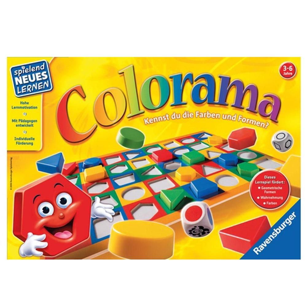 Настольная игра Ravensburger Colorama<br>