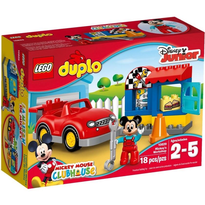 ����������� LEGO Duplo 10829 ���������� �����