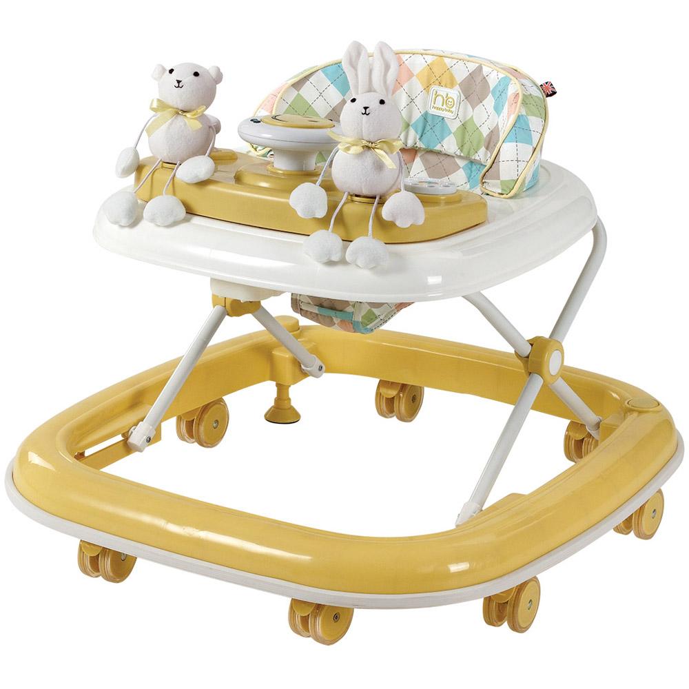 Ходунки Happy Baby Smiley Yellow