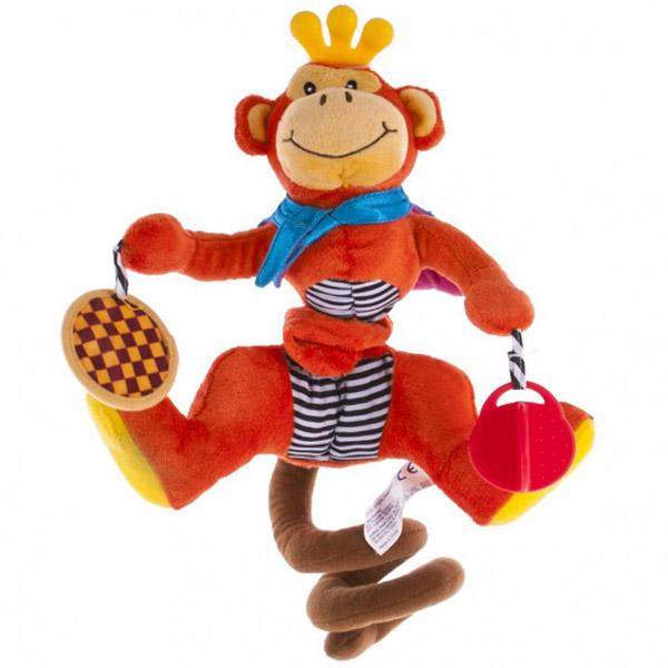 Развивающая игрушка Biba Toys спираль Обезьянка<br>