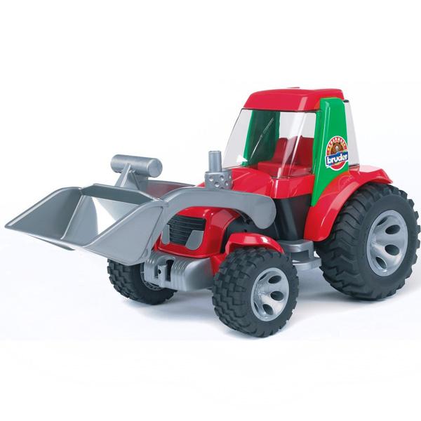 Трактор-погрузчик Bruder ROADMAX<br>