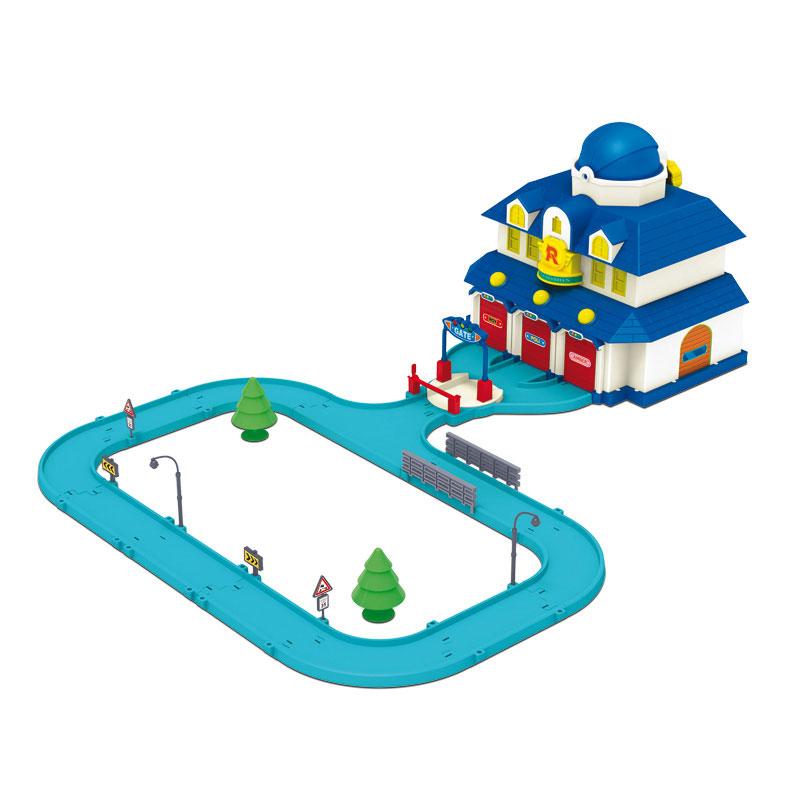 Развивающая игрушка Silverlit Штаб-квартира (с 3 лет)<br>