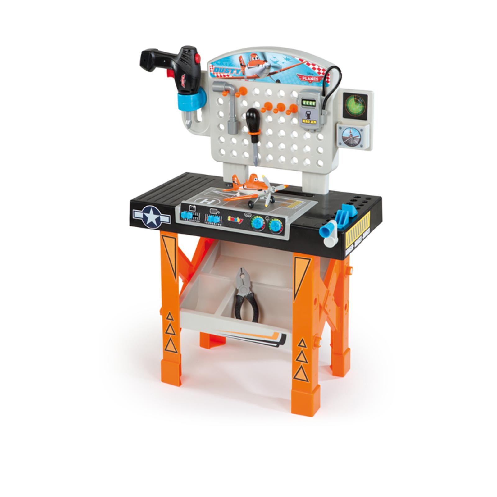 Игровые наборы Smoby Инструменты Ремонтная мастерская