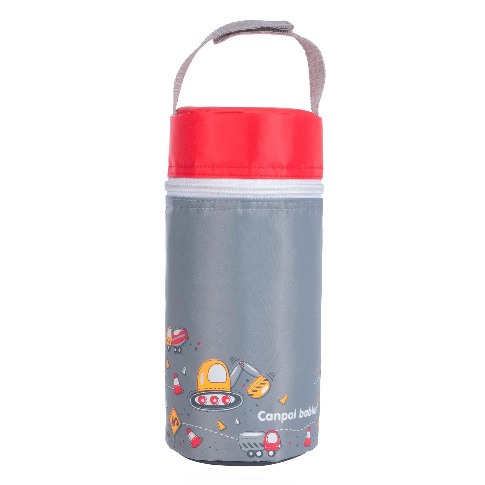 Термоконтейнер Canpol Babies для фигурных бутылочек Для фигурных бутылочек (арт 69/003)<br>