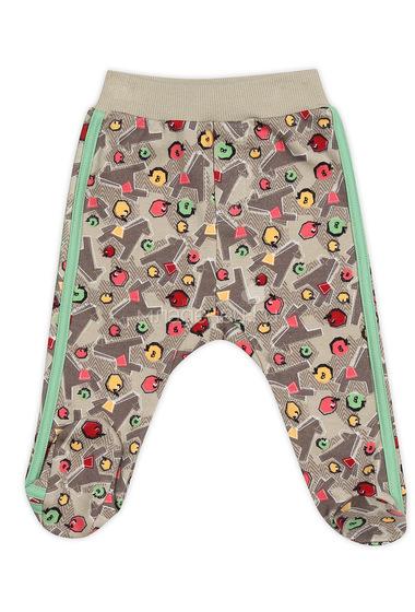 Ползунки с ножками Ёмаё Кони в яблоках (26-250)