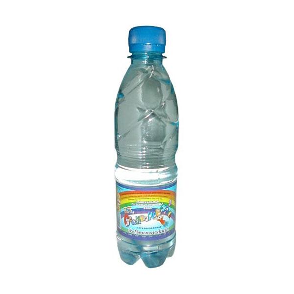 Вода детская Селивановская 0.33 л