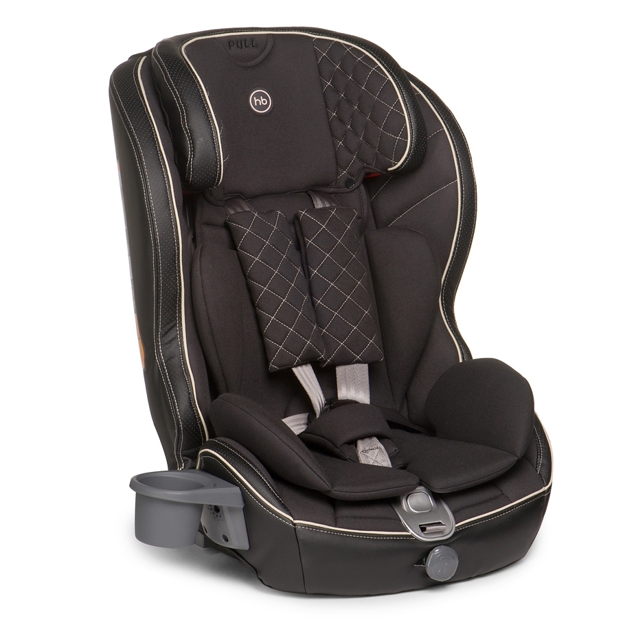 Автокресло Happy Baby Mustang Isofix Black<br>
