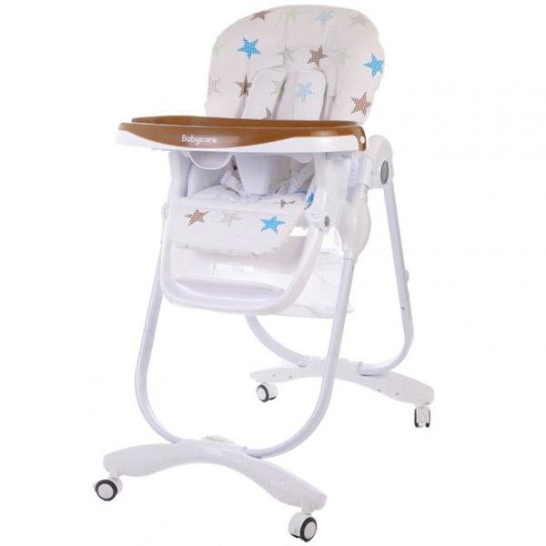 Стульчик для кормления Baby Care Trona Brown<br>