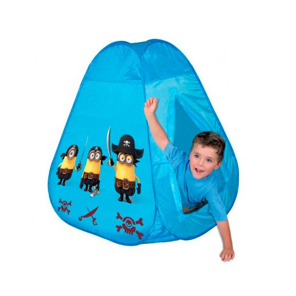 Игровая палатка ToyMart Миньоны 95-95*100см<br>