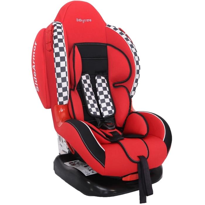 Автокресло Baby Care BC-02 ISOFIX Люкс START Красный<br>