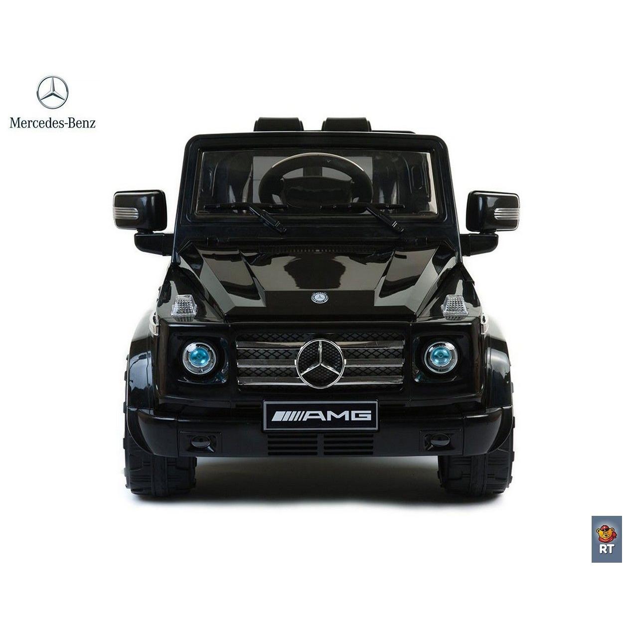 Электромобиль RT Mercedes-Benz AMG NEW Version Black<br>
