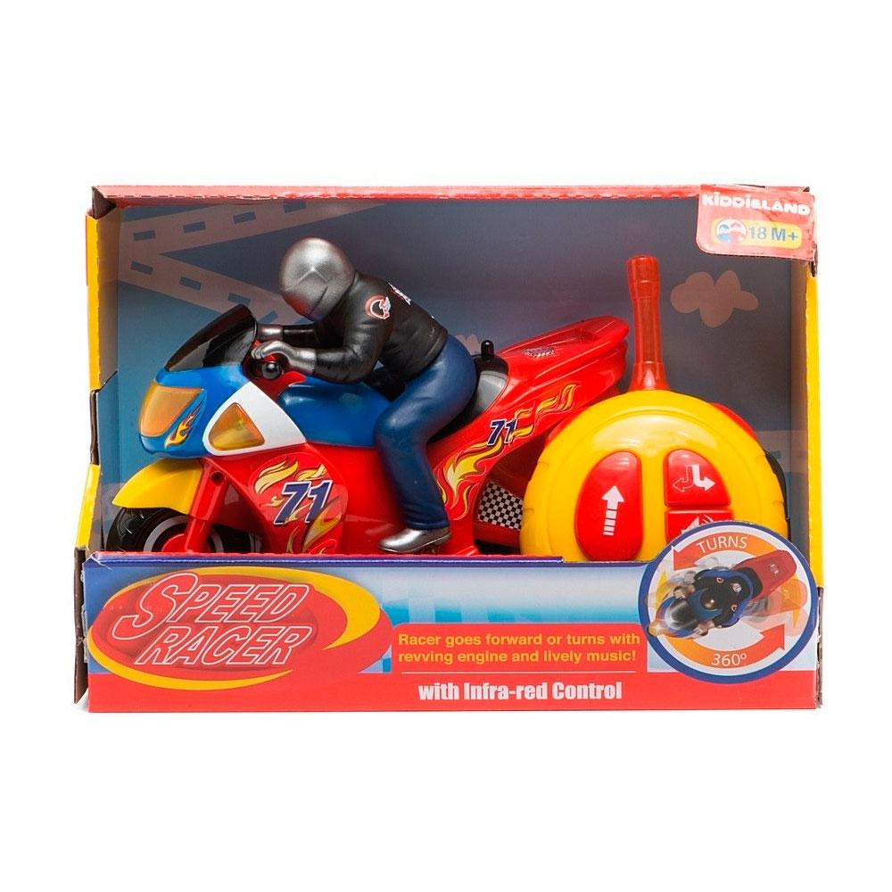 Развивающая игрушка Kiddieland Гонщик с пультом управления<br>