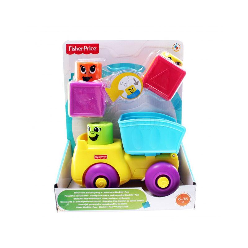 Развивающая игрушка Fisher Price Грузовичок от Младенец.ru