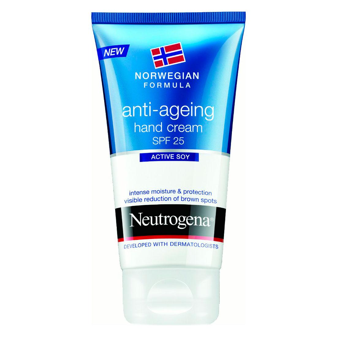 Крем для рук Neutrogena Норвежская Формула антивозрастной 50 мл<br>