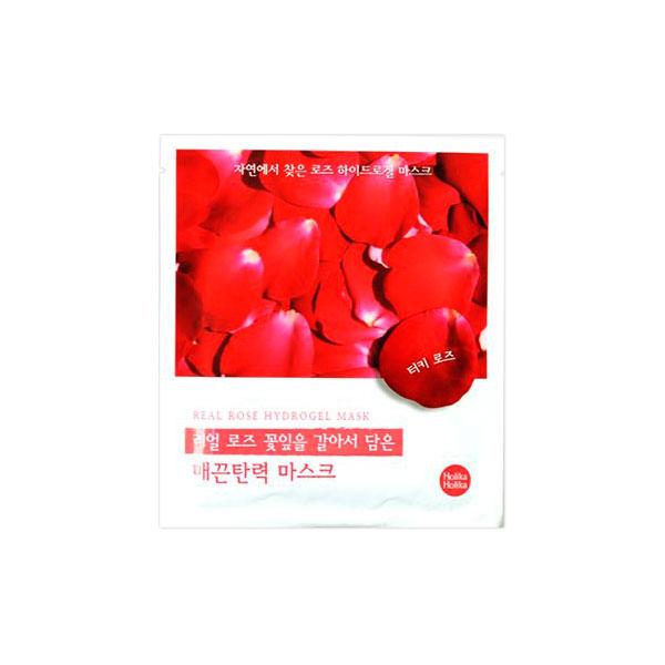 Маска гидрогелевая Holika Holika Силы природы Красная роза 32 гр<br>