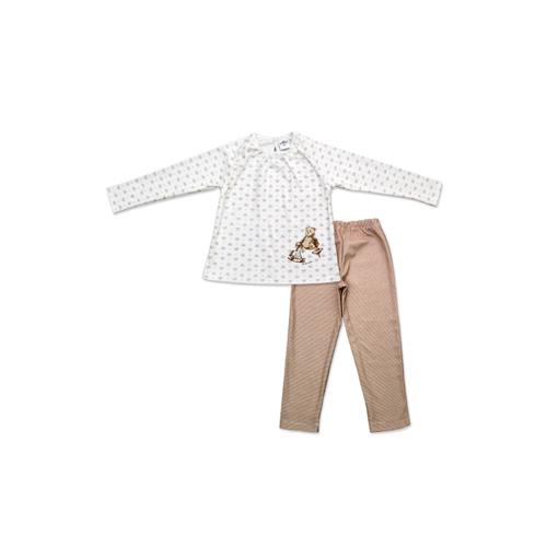 Пижама Мамуляндия для девочки рост 104<br>