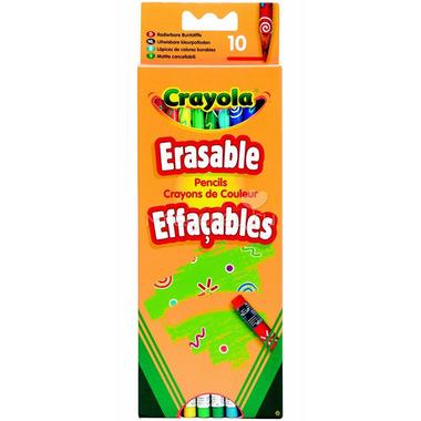 Карандаши Crayola С корректорами