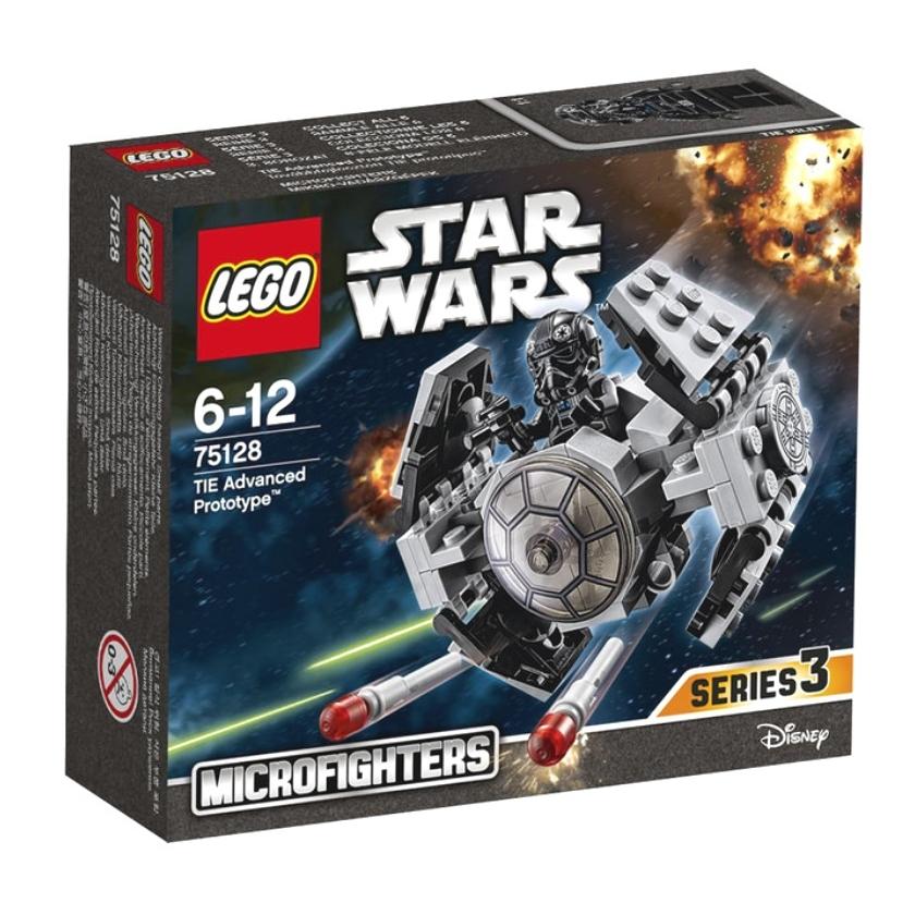 ����������� LEGO Star Wars 75128 ������������������� �������� ����������� TIE