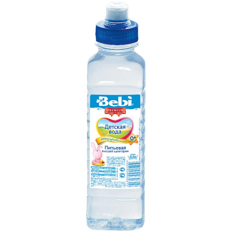 Вода детская Bebi 0.5 л Спорт<br>