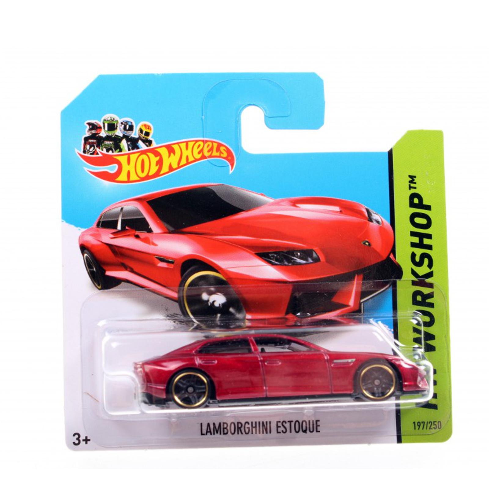 ����������� Hot Wheels ��� ������ Lamborghini Estoque