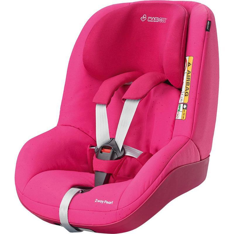 Автокресло Maxi-Cosi 2wayPearl Berry Pink<br>