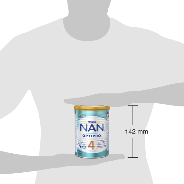 ������� ������� Nestle NAN Premium OPTIPRO 400 �� �4 (� 18 ���)