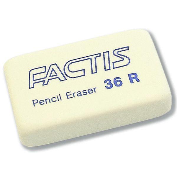 Ластики FACTIS в наборе IM40 P36 LX24<br>
