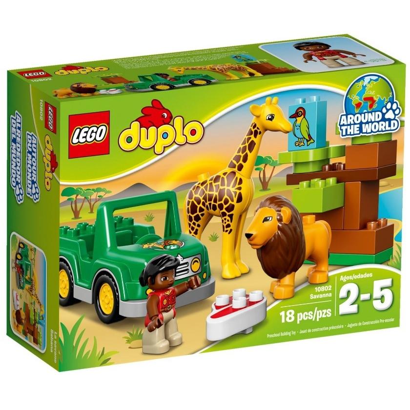 ����������� LEGO Duplo 10802 ������ �����: ������