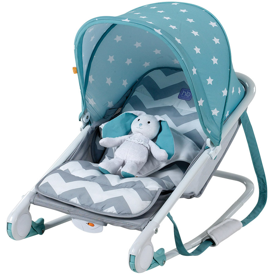 �������-������ Happy Baby New Bounce Blue