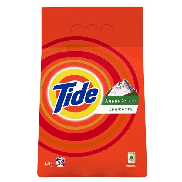 Стиральный порошок Tide Альпийская свежесть 4.5 кг<br>