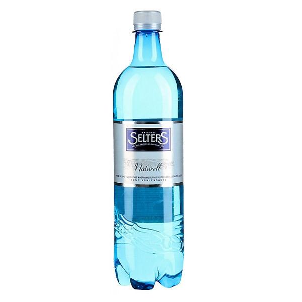 Вода Selters Негазированная 0,5 л (пластик)<br>