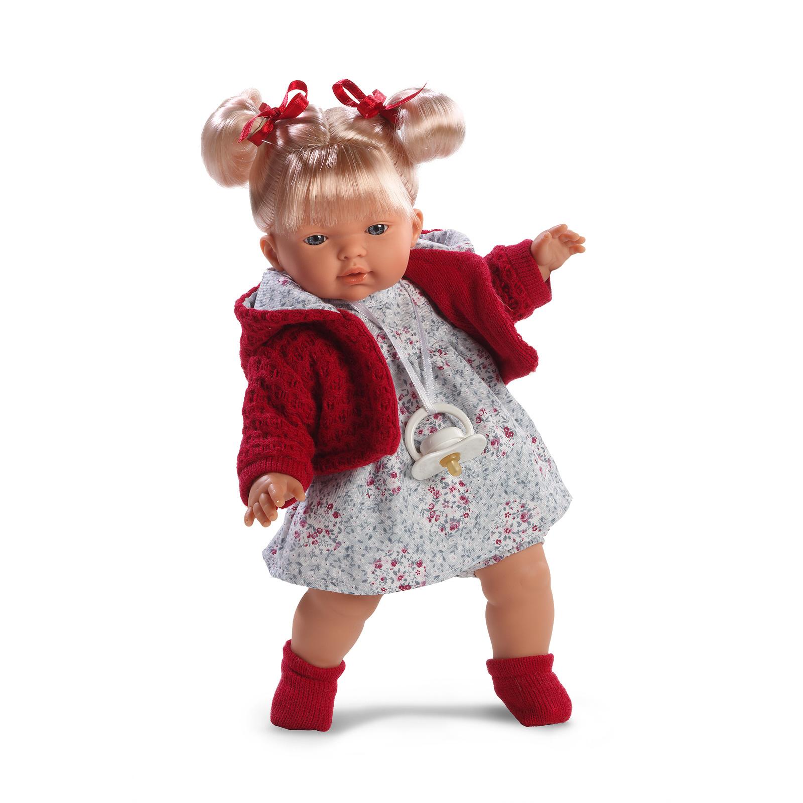 Кукла Llorens Juan Изабела 33 см со звуком<br>